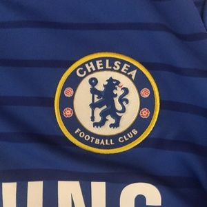 adidas Shirts - 2014/15 Chelsea FC Home soccer Jersey